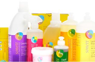 ソネットのオーガニック洗剤